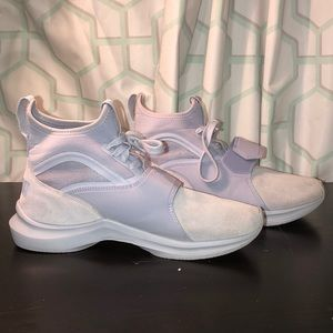Purple Puma Shoes (W 9)